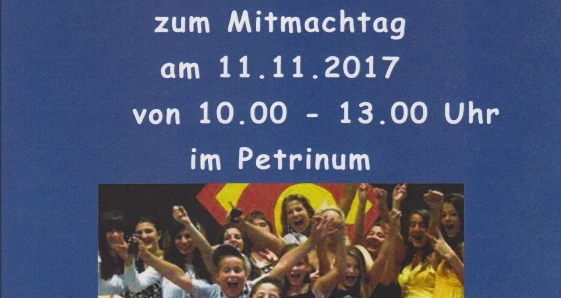Mitmachtag 2017