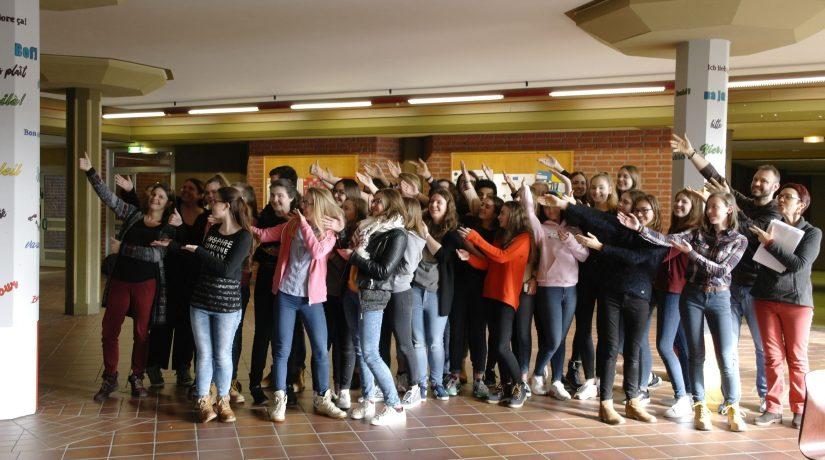 Schüleraustausch Calais 2018