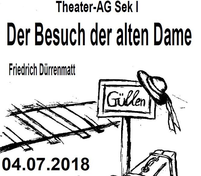 Theater: Der Besuch der alten Dame