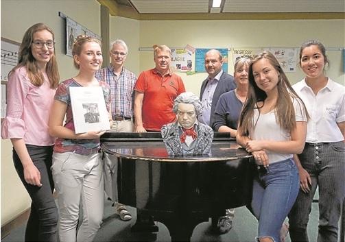 Beethoven-Musical feiert in einem Jahr Premiere