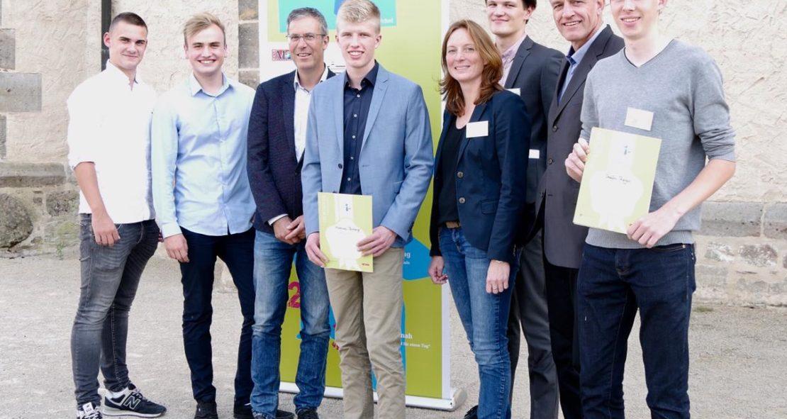 Matthias Bockamp wird Chef für 1 Tag