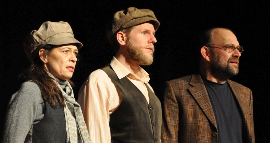 """Überleben in Zeiten des Holocaust Das Theaterstück """"Das Kind von Noah"""" im Gedenken an den Jahrestag zur Befreiung von Auschwitz"""