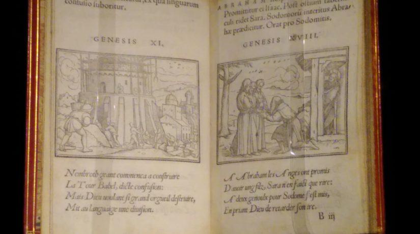 Von Keilschrifttäfelchen, Inkunabeln und der Findung des Urtextes – Exkursion der Reli-Kurse EF zum Bibelmuseum nach Münster