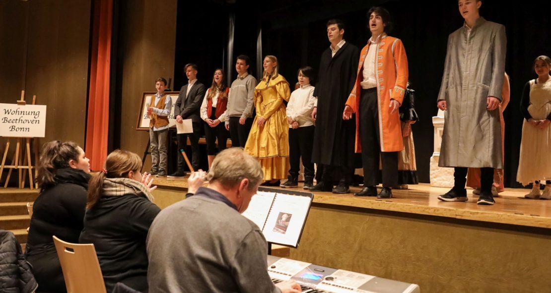 Beethoven-Musical feiert im Juni seine Weltpremiere