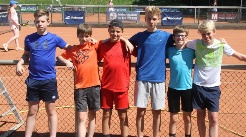 Riesiger Erfolg für die Tennis Schulmannschaft vom Petrinum – Westfalenmeistertitel gesichert!