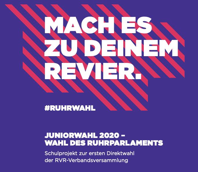 Juniorwahl zum Ruhrparlament