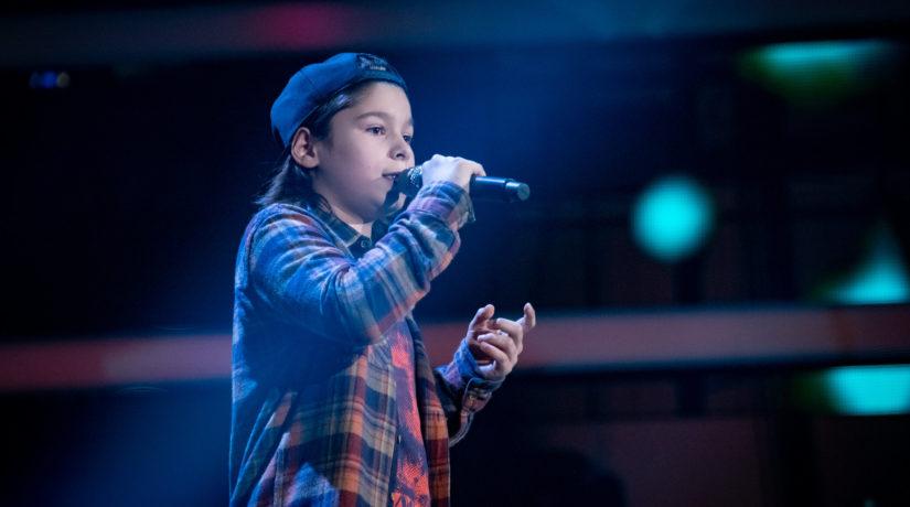 Petrinum-Schüler nimmt bei The Voice Kids teil