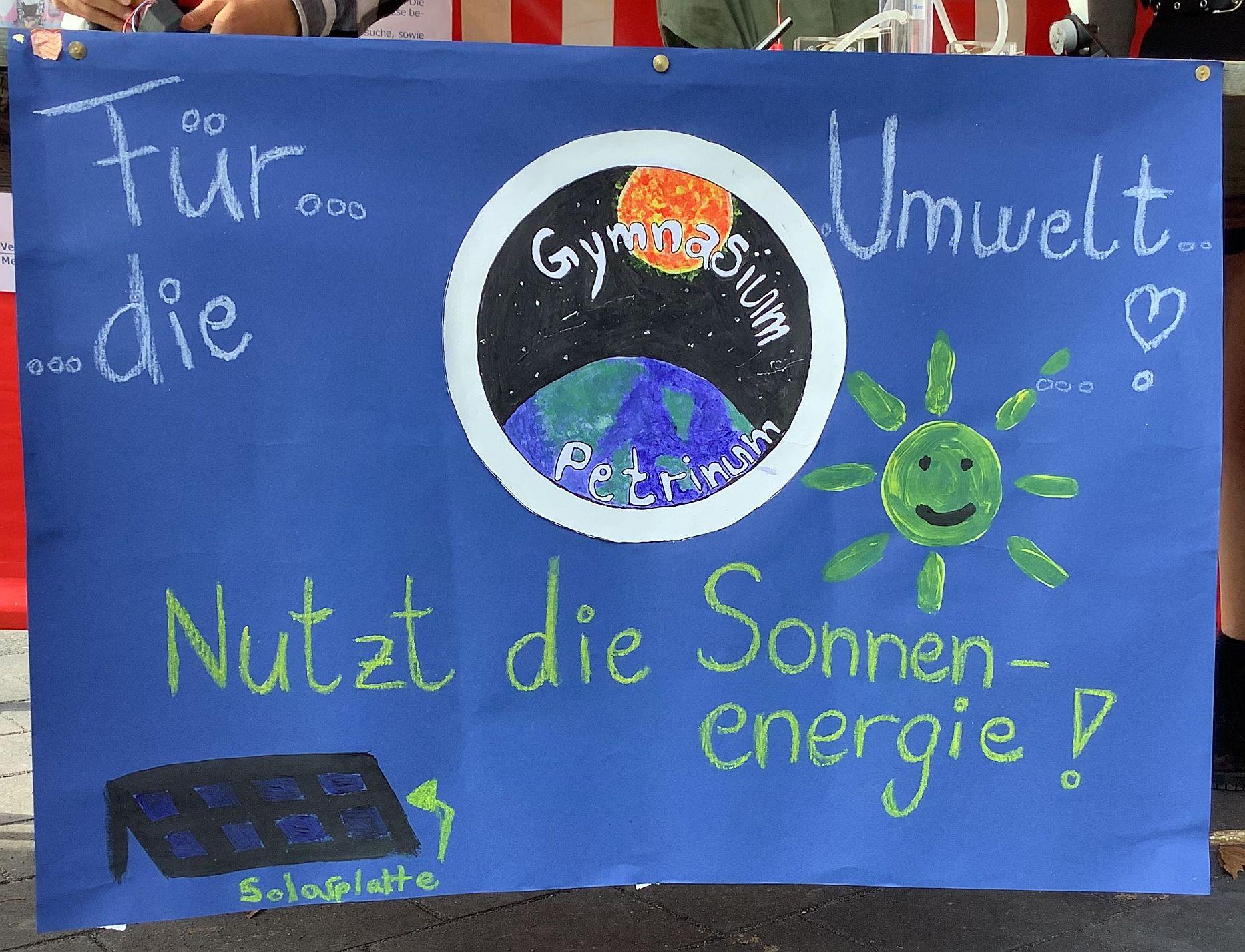 Umweltmesse in Dorsten – da sind wir dabei!