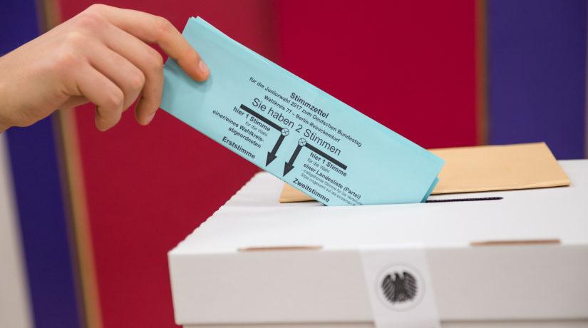 Das Petrinum hat gewählt – Juniorwahl zur Bundestagswahl 2021